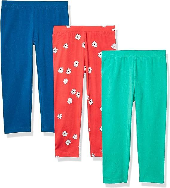 Essentials M/ädchen Active Capri Legging