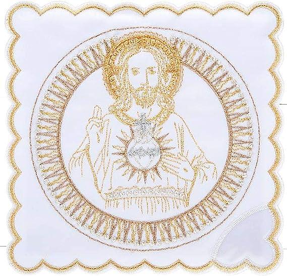 Holyart Conjunto de Altar 4pz Sagrado Coraz?n JES?s: Amazon.es: Hogar