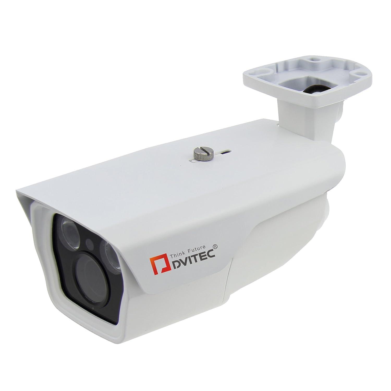 White D-VITEC DV-910GH IR Security Surveillance Camera