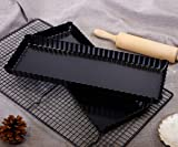 Webake 14 Inch Heavy Gauge Carbon Steel Non-stick