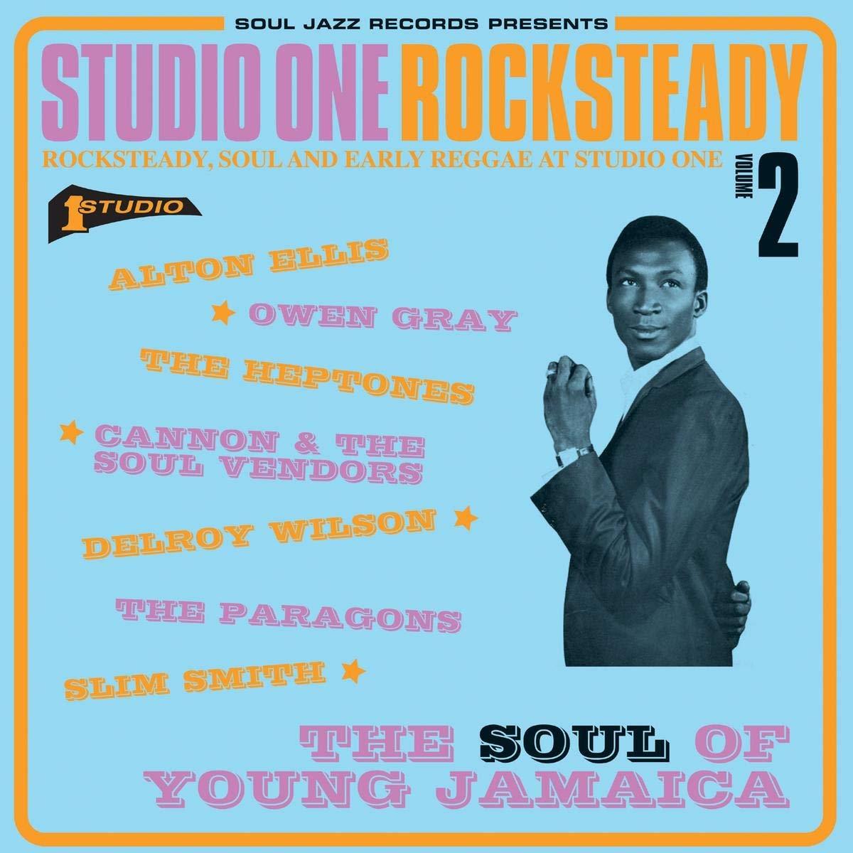 Rocksteady, Soul And Early Reggae At Studio One : Varios: Amazon.es: Música