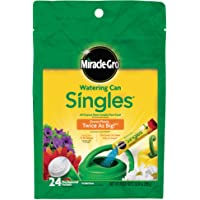 24-Pk Miracle-Gro Watering Can Singles All Purpose Plant Food Deals