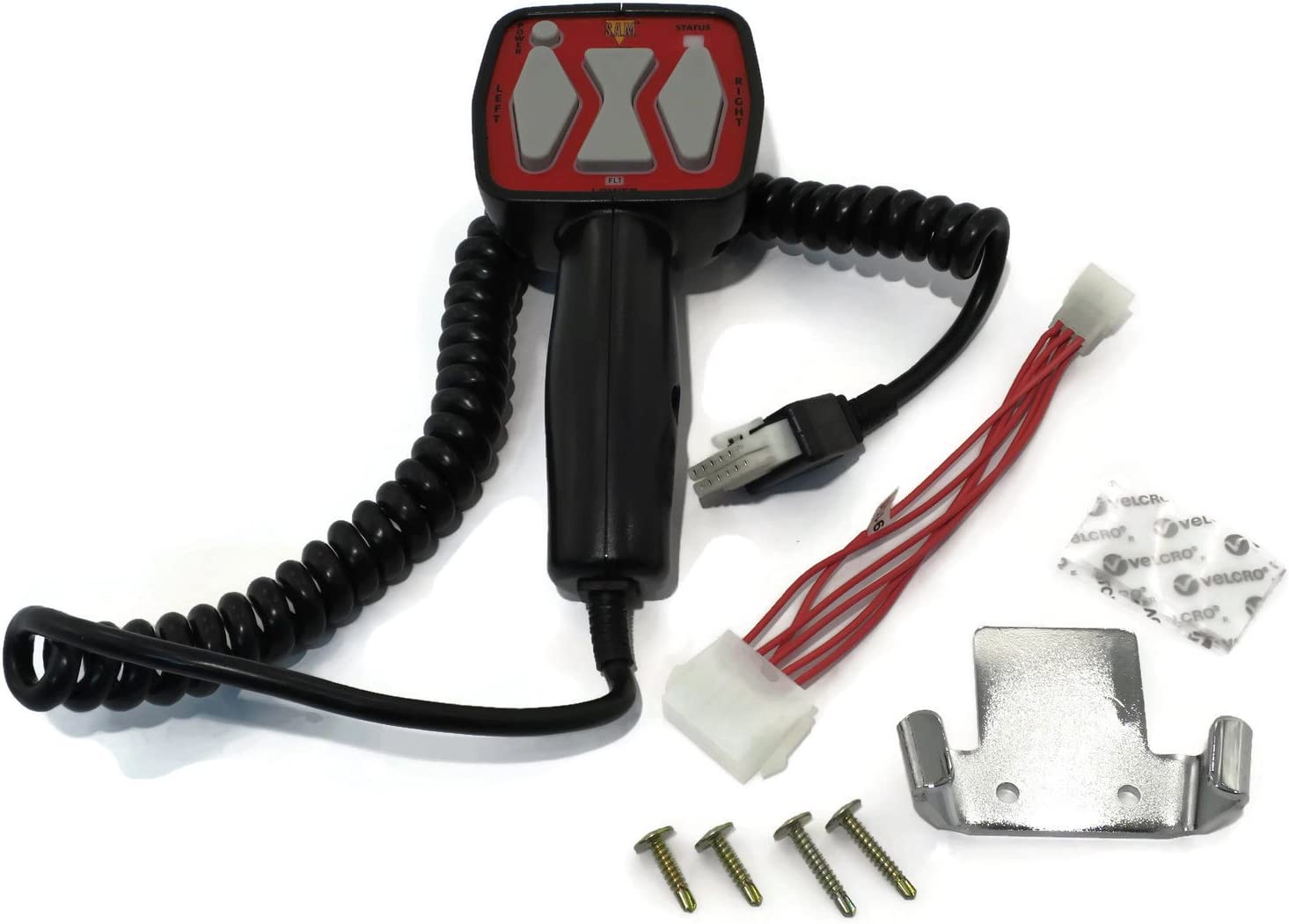 New HAND HELD CONTROLLER for Buyers SAM 1306902 Straight Blade Snow Plows
