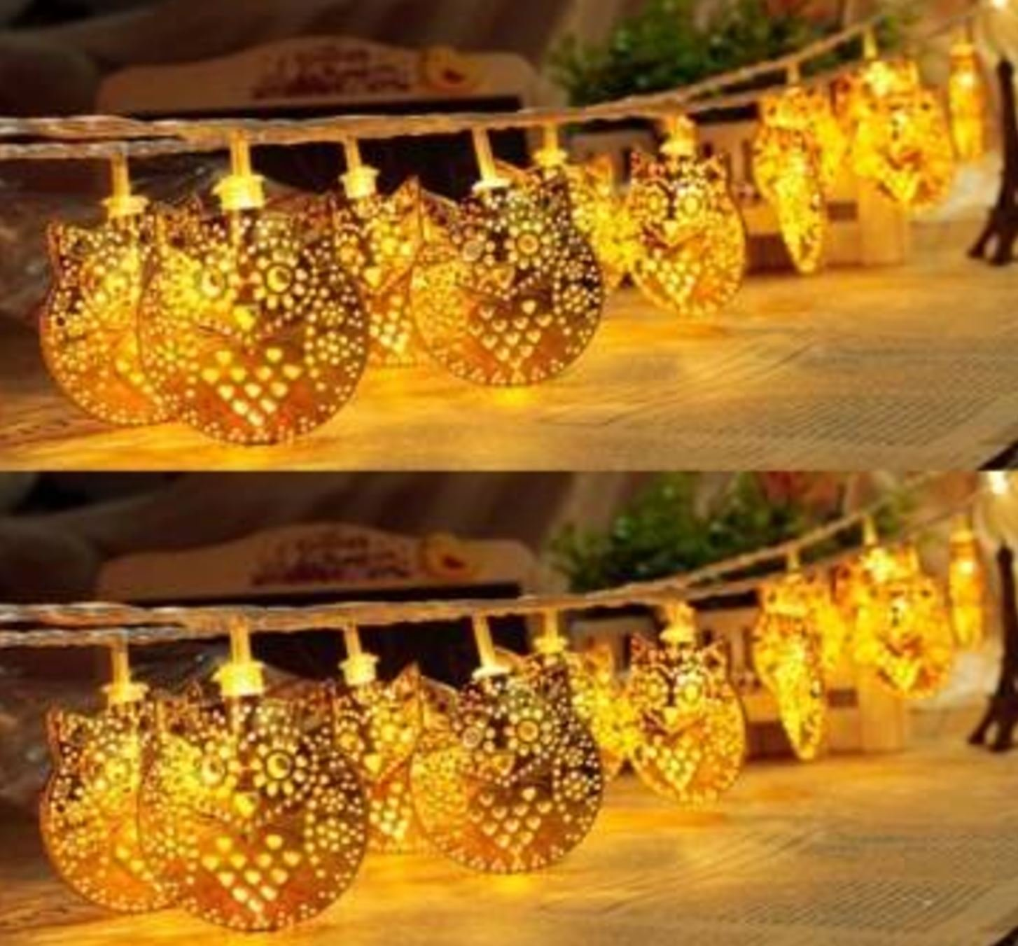 Color: Warm white # 10 LED Owl Party String Lights Outdoor Garden Christmas Wedding Decor by Superjune