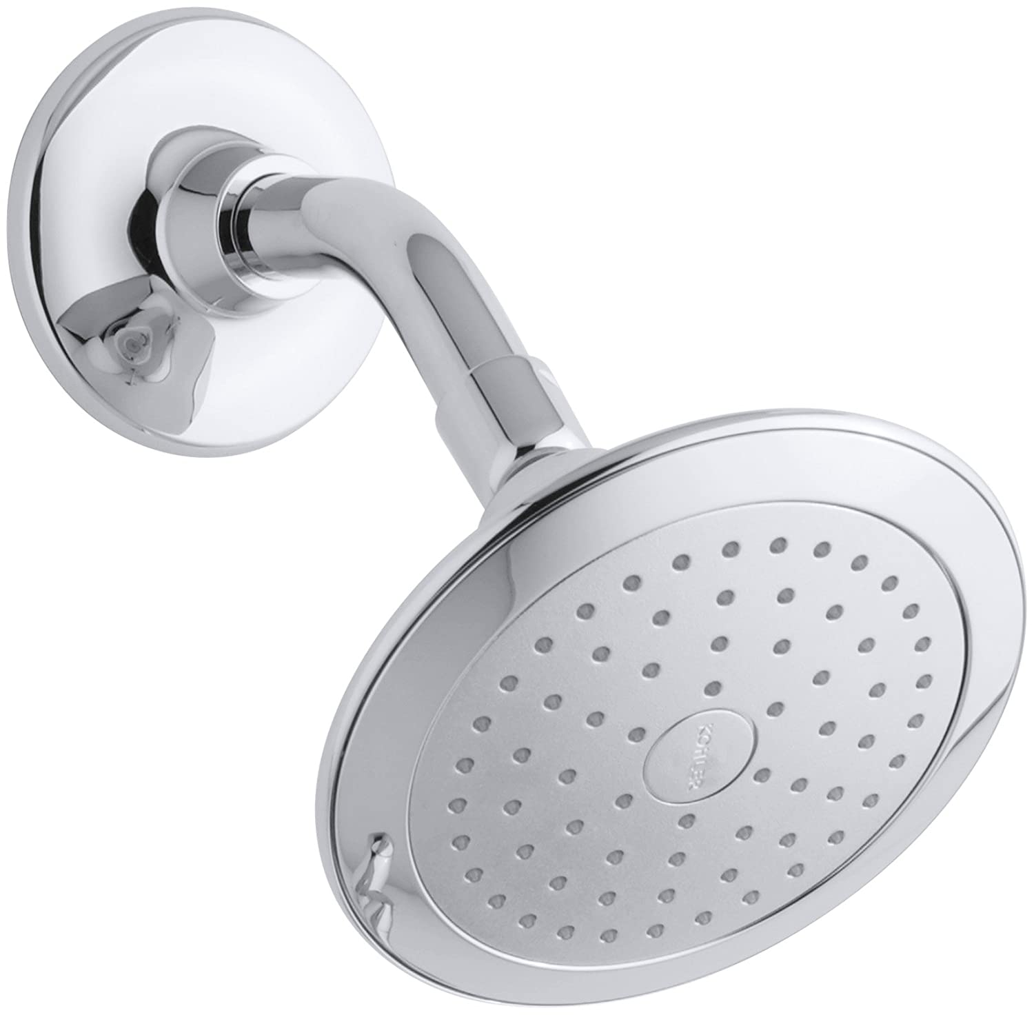 Kohler K-45123-CP Alteo Single-Function Katalyst Showerhead ...