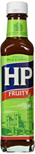 HP Fruity Sauce England, 9-Ounce Bottles (Pack of 4)