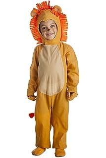 Disfraz de Leon Infantil (3-4 años): Amazon.es: Juguetes y juegos