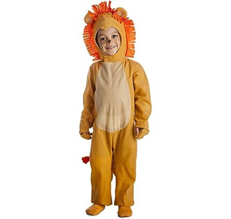 Disfraz de Leon Infantil (5-6 años): Amazon.es: Juguetes y juegos