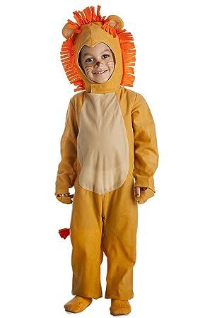 Disfraz de Leon Infantil (3-4 años)