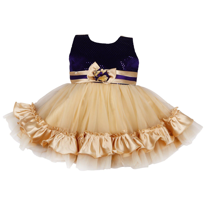 Wish Karo Baby Girls Party Wear Frock Dress DN 2130 Amazon
