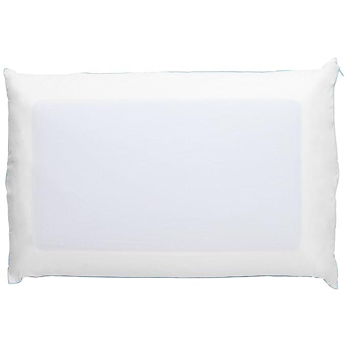 96b01a37c Amazon.com  Tempur-Pedic TEMPUR-Cloud Breeze Dual Cooling Pillow ...