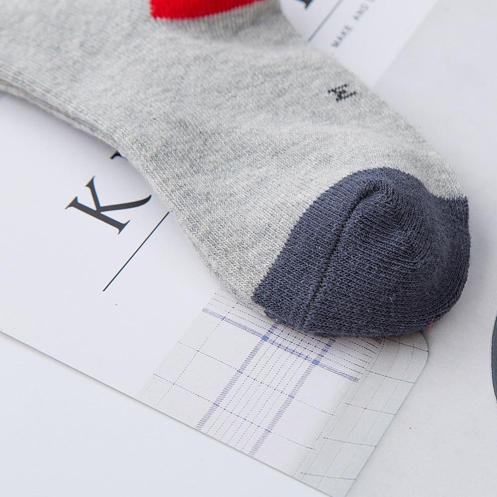 Suit for 1-12 Years old Kids,DIGOOD Boys Girls 5 Pairs Beard Printed Cotton Warm Socks