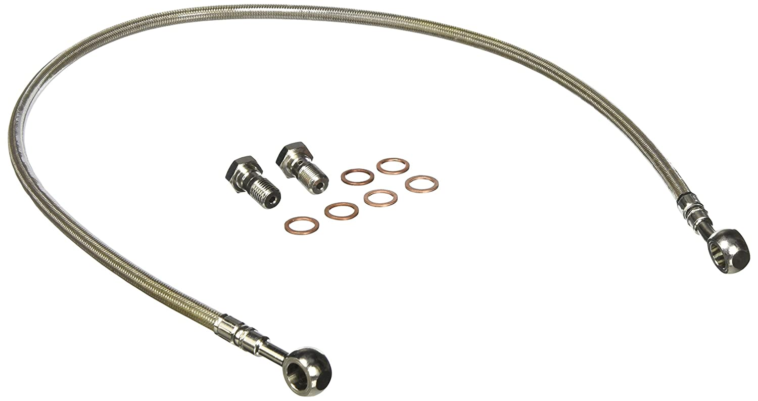 Yana Shiki MSR7314 Stainless Steel Rear Brake Line Kit for Suzuki GSX-R1000