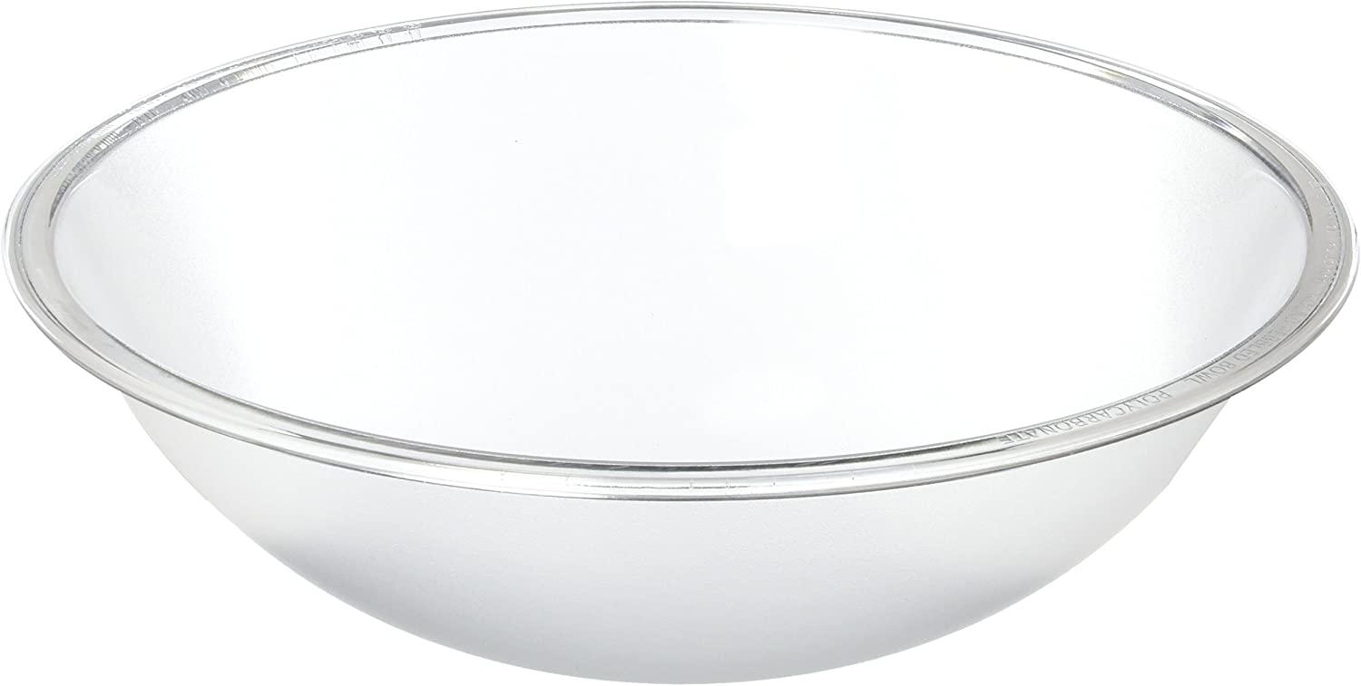 Winco PBB-15 Polycarbonate Pebbled Bowl, 15.75-Inch Diameter