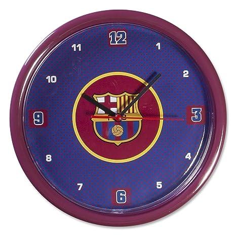 """Oficial FC BARCELONA gran reloj de pared """"diseño de ..."""