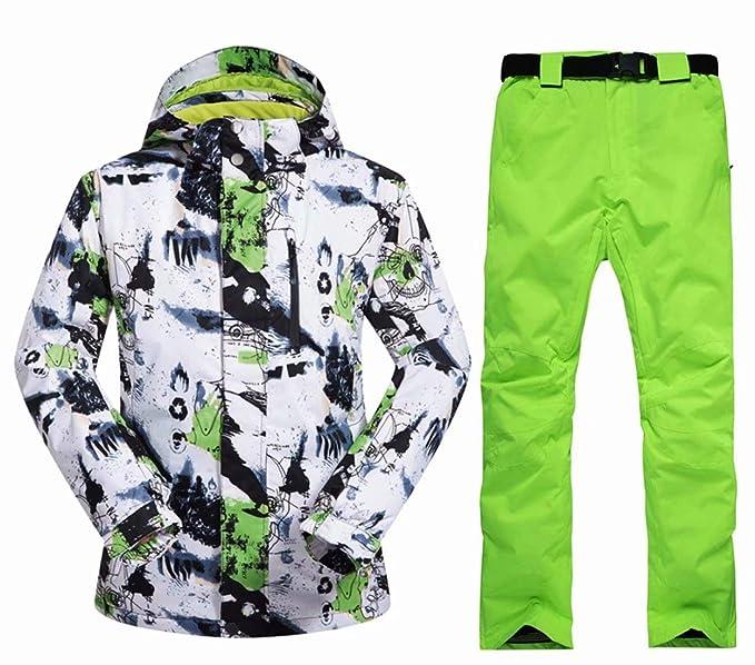 Amazon.com: BOREURA - Conjunto de chaqueta y pantalones de ...