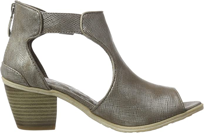 Sandales Bout Ouvert Femme Mustang 1221-814-841