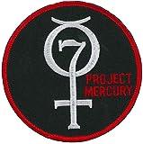 Patch 4 inch - Mercury Program - NASA