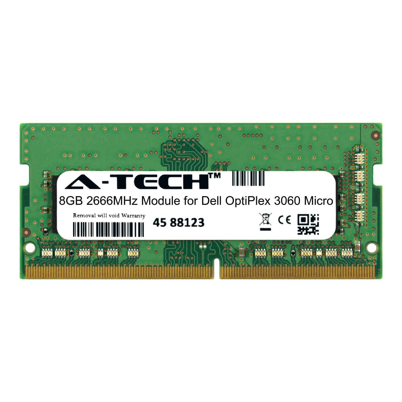 A-Tech 8GB Module for Dell OptiPlex 3060 Micro Form Factor