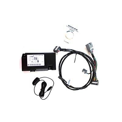 Genuine Jeep Accessories 82212159 Uconnect Bluetooth Kit: Automotive
