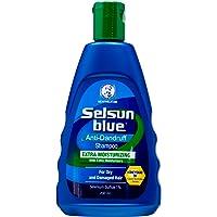Selsun Blue Extra Moisturizing Dandruff Treatment Shampoo, 200ml