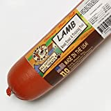 Happy Howies Lamb Roll Dog Treat 2-lb
