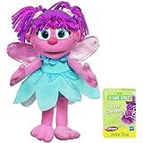 Sesame Street Plush Abby Cadabby, 9 Inch