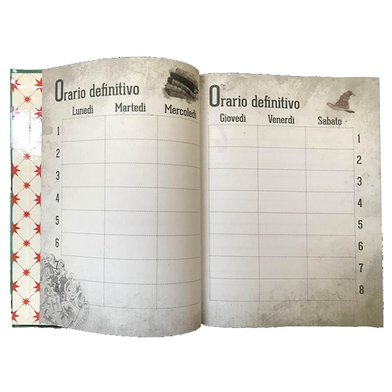 Harry Potter diario agenda no fechas - Escuela 2018 - 2019 ...