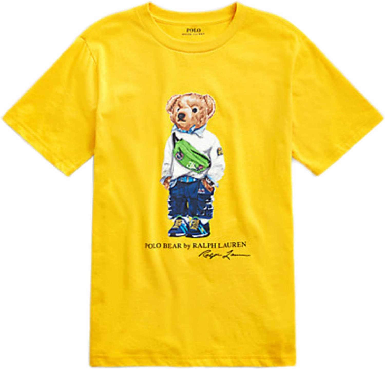 Polo Ralph Lauren - Camiseta NIÑO 321785950001 - Camiseta Manga Corta NIÑO: Amazon.es: Ropa y accesorios