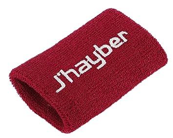 Jhayber 18293-400 Muñequera, Unisex Adulto, Rojo, Talla ...