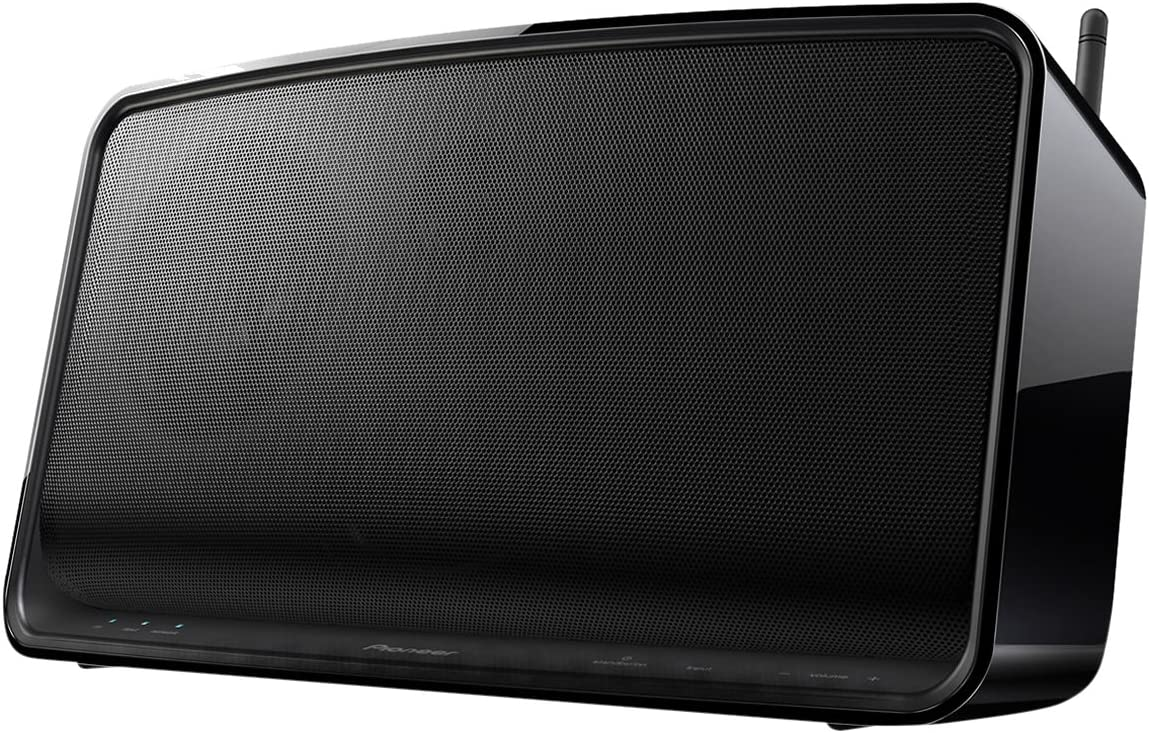 Pioneer XW-SMA100-K A100 Wi-Fi Speaker featuring AirPlay, DLNATM, HTC Connect  and Wireless Direct (Discontinued by Manufacturer)