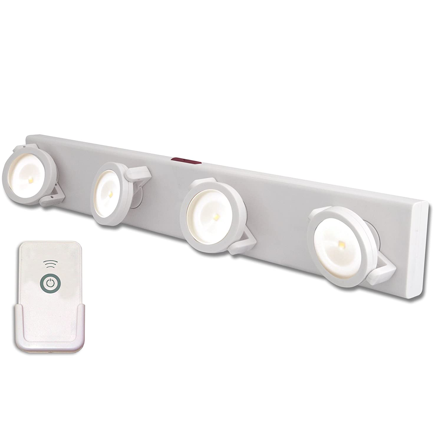 amazon track lighting. Rite Lite LPL704WRC LED Track Light With Remote - Lighting Kits Amazon.com Amazon T