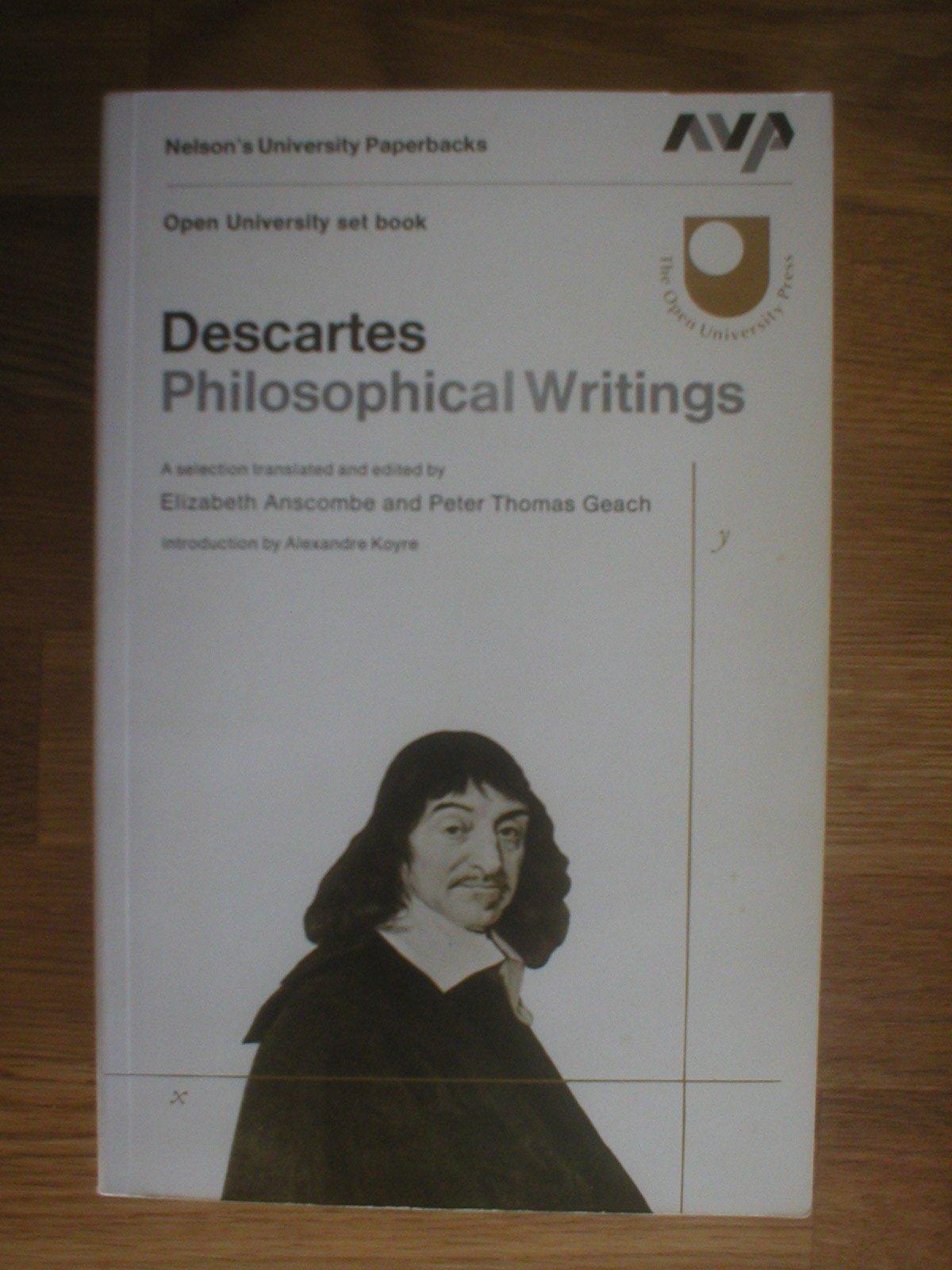 elizabeth and descartes