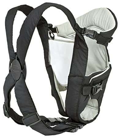 becea3e7e70 Amazon.com   Infantino Easy Rider Extended Wear Baby Carrier