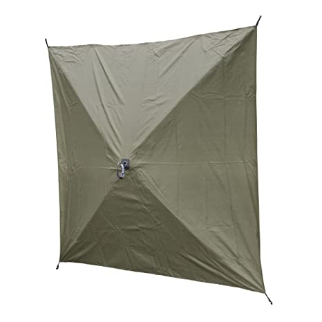 Clam 9896 Wind Panels (2 Pack), Green