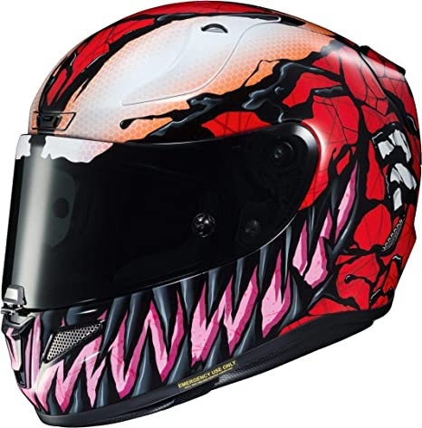 Casco hjc maximum carnage marvel 13217507-S