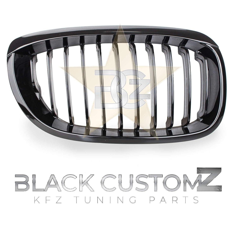 2007 Facelift Griglia radiatore lucida nera adatta per E46 Coupe//Cabrio 2003