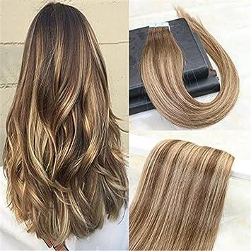 Amazon.com: HairDancing 40 Pcs 100 Gram Ombre Balayage Hair Color #4 ...