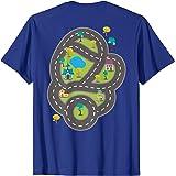 Sports Comfort Short Sleeve Tee Shirts UTENHF New Toddler T-Shirts Malibu-Boats-Logo-m-Blue