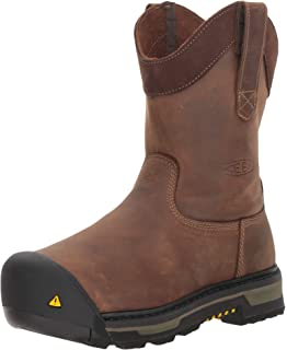 KEEN Utility Mens Oakland Wellington Industrial Boot