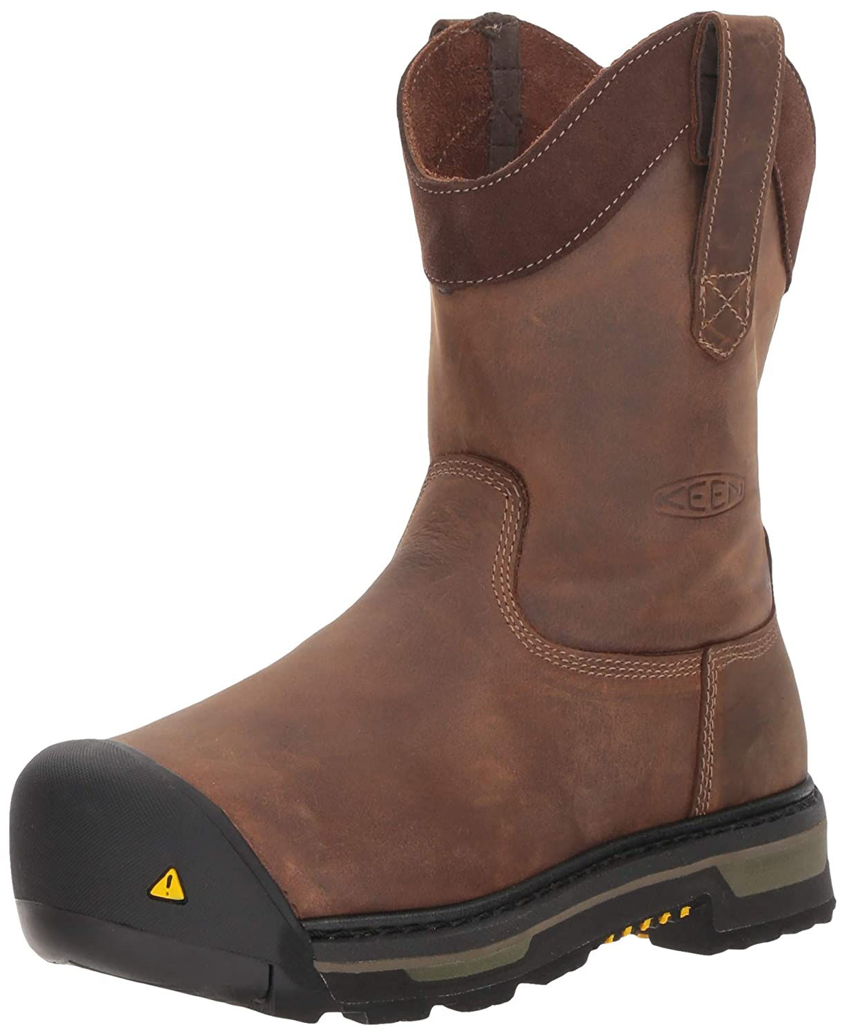 ed5400f51e4 KEEN Utility Men's Oakland Wellington Industrial Boot