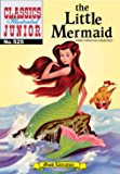 The Little Mermaid (with panel zoom)  - Classics Illustrated Junior