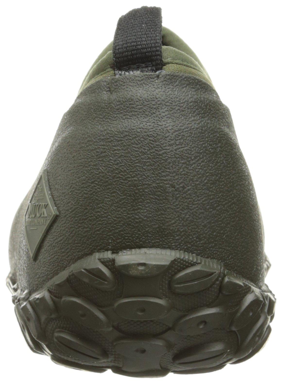 Muckster ll Men's Rubber Garden Shoes,Moss/Green,7 US/7-7.5 M US by Muck Boot (Image #2)