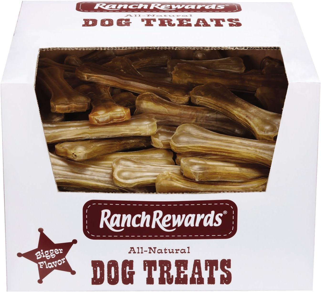 Ranch Rewards Bulk Pressed Rawhide Bones