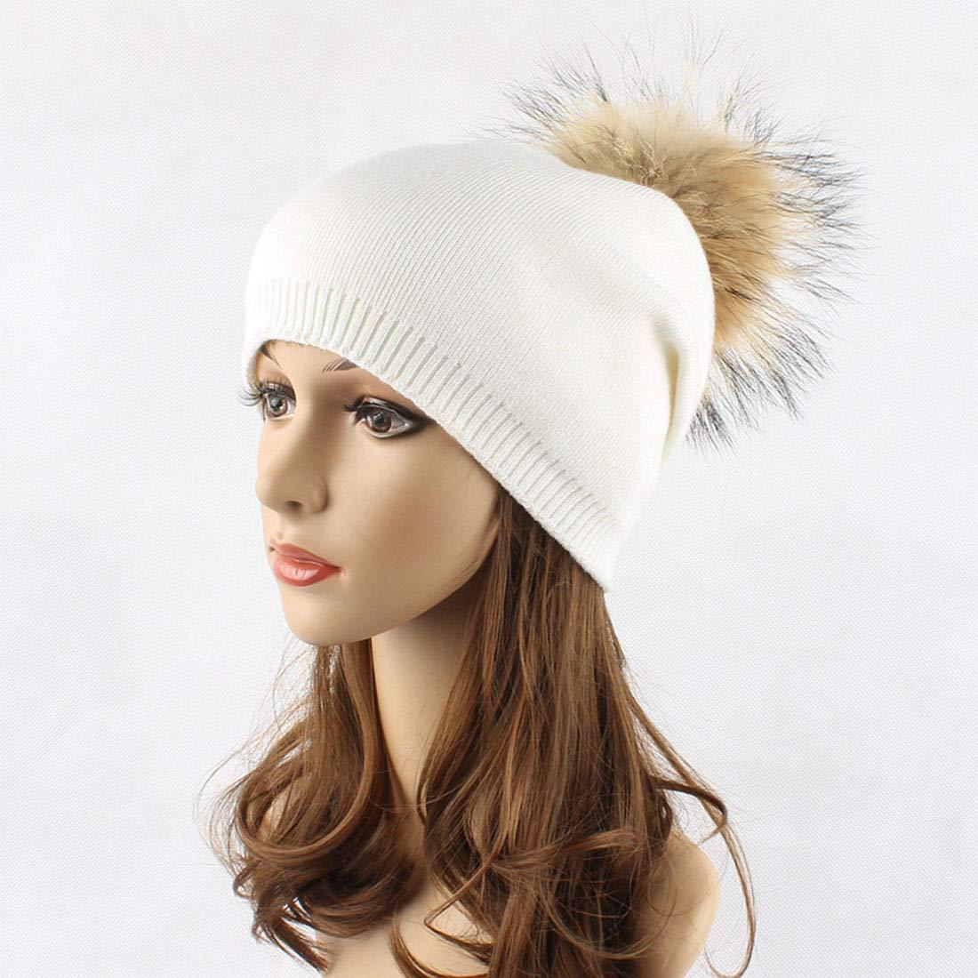 Women Wool Hats Soft Classic Fashion Girls Stretchable Artist Hat