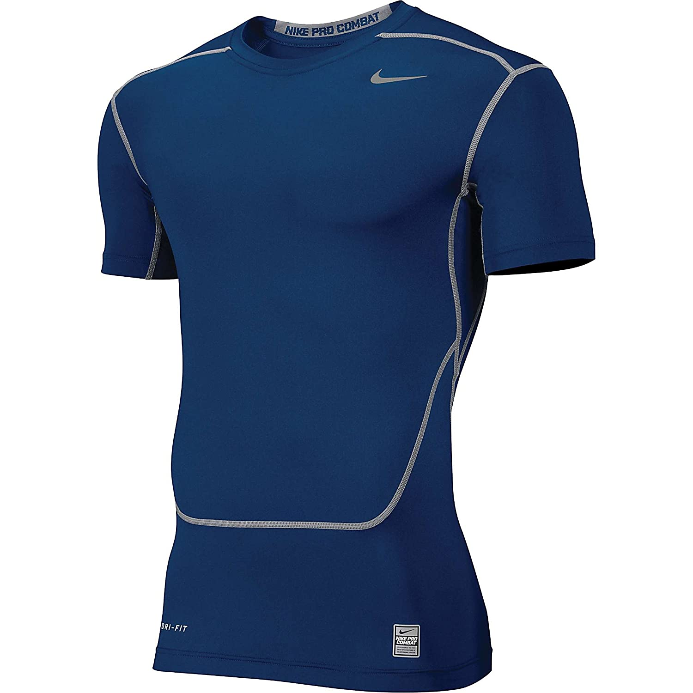 818266da Amazon.com: Nike Compression Gear: Nike Core 2.0 Compression Top Navy XL:  Sports & Outdoors