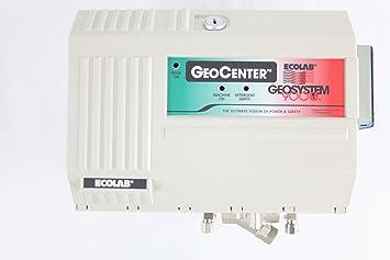 Ecolab GeoCenter GeoSystem 9000 dispensador de jabón automático para aplicaciones lavavajillas comercial: Amazon.es: Hogar