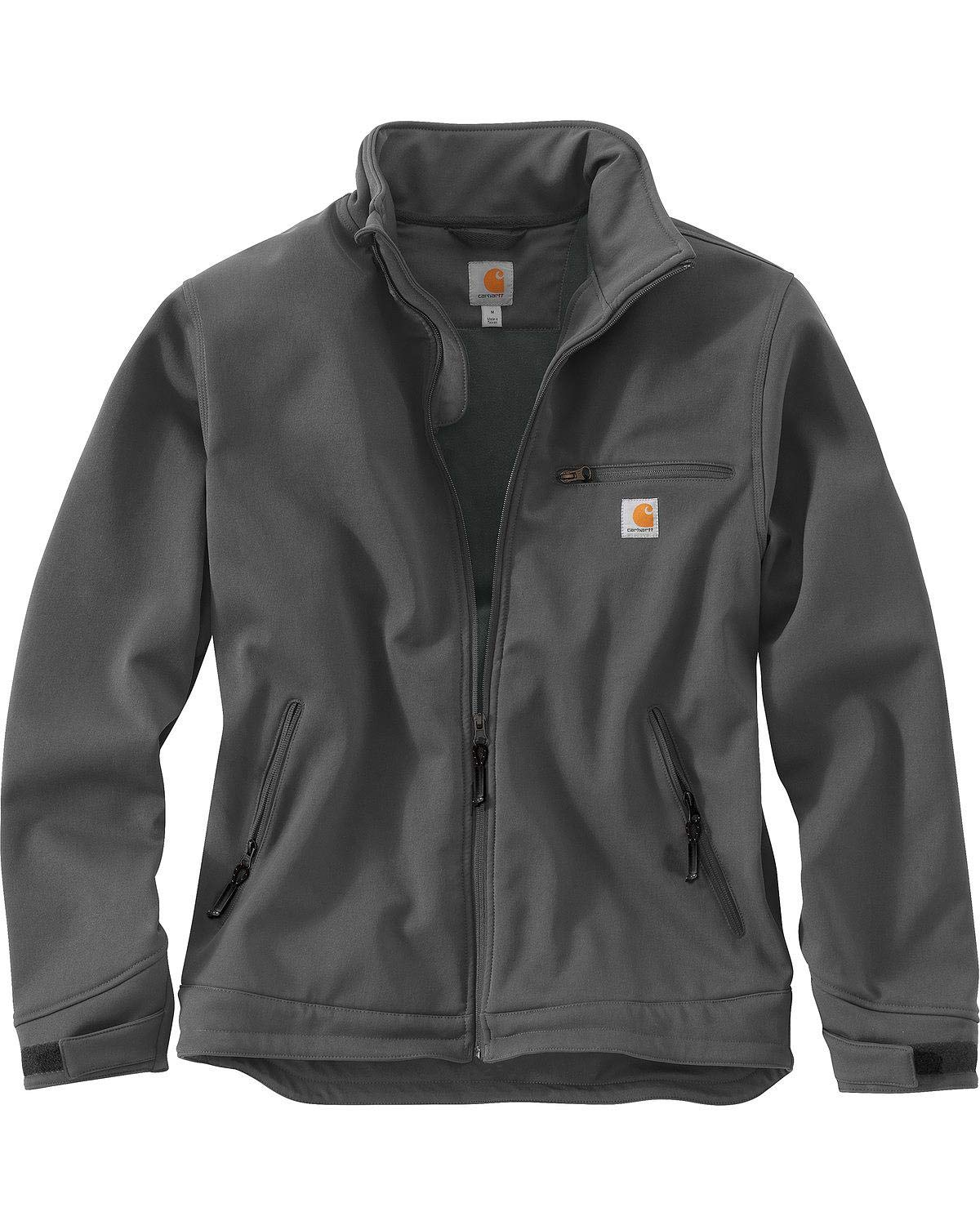 Carhartt Men's Crowley Jacket, Charcoal, Large by Carhartt