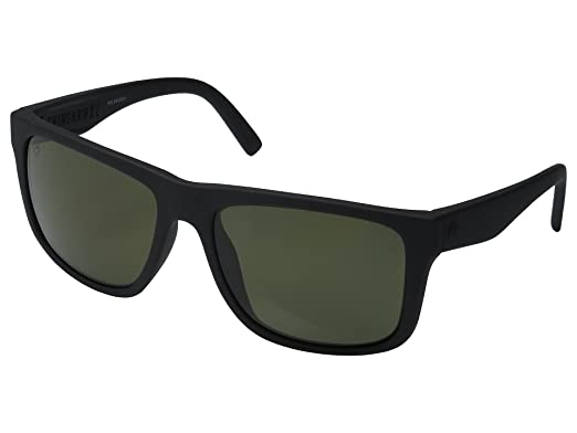4b609fa7f3479 Image Unavailable. Image not available for. Color  Electric Swingarm XL  Sunglasses Matte Black with OHM Grey Polarized Lens