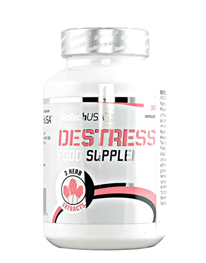 Biotech USA Destress Vitaminas y Minerales - 450 gr